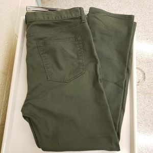 Old Navy Slim pants 36/30 Green